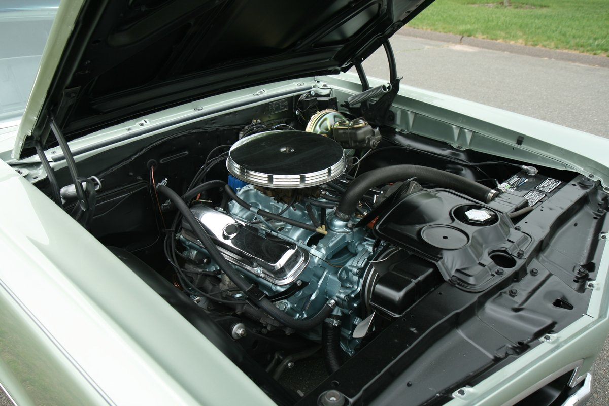 GTO Engine and Mechanicals Installation